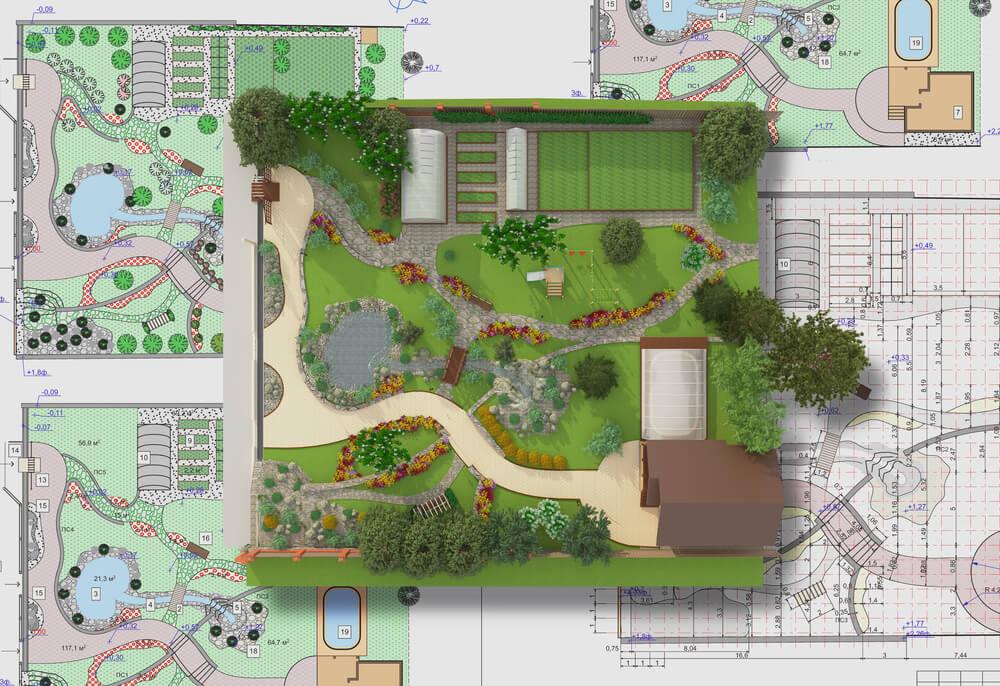 Záhradný architekt Bratislava (dizajn záhrady) Krásna Záhrada